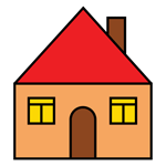 pictograma casa