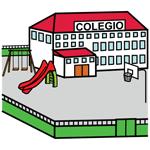 pictograma colegio